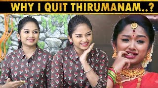 I was a baby when Chithi-1 ran ..! | Chithi-2 Actress Preethi Sharma Interview