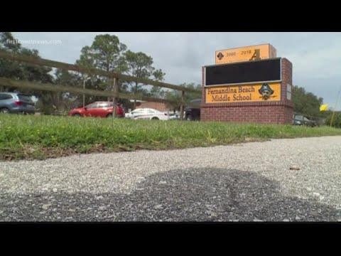 Fernandina Beach middle school investigating alleged incident involving substitute teacher