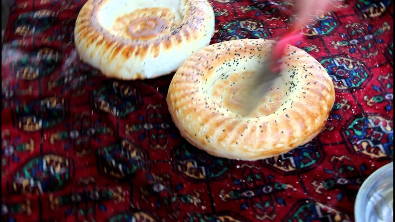 узбекские лепешки фото