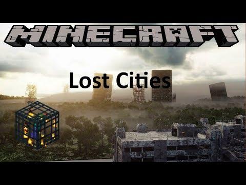 lost-cities-mod---minecraft-1.12-(mod-showcase)