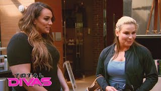 Natalya and Nia Jax discuss the latest Lana drama: Total Divas, Jan. 3, 2018