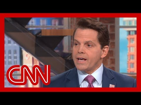 Anthony Scaramucci makes