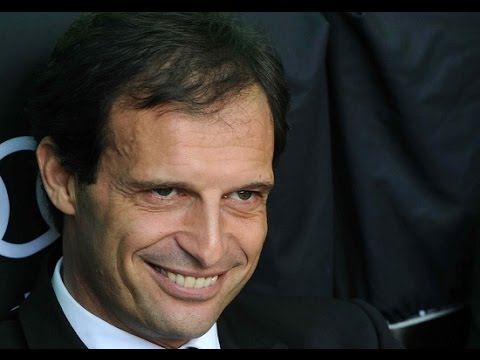 Massimiliano Allegri - Welcome to Juventus