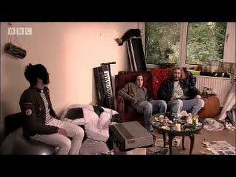 Keanu Reeves - Saxondale - BBC Comedy