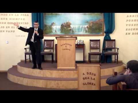 TEMA: No pierdas la vision pastor eusebio santiago 4/19/15