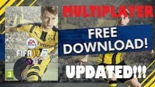 Download FIFA 17 PC + Full Game Crack for Free [Multiplayer]