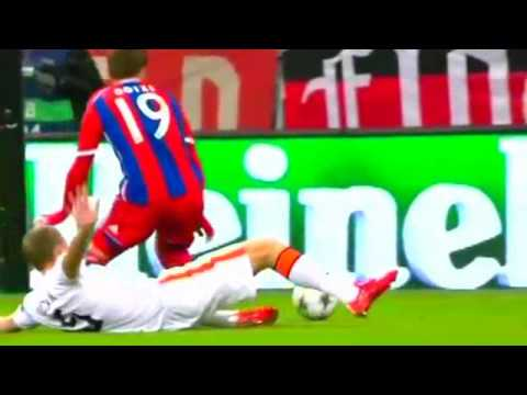 Olexandr Kucher - Fastest red card in Champions League (Shakhtar Donetsk vs Bayern Munich)