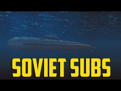 Cold Waters - Soviet Subs