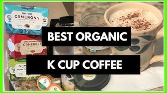 Best Organic K Cup Coffee | Organic High Fat Keto Coffee Options