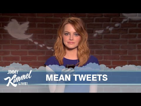 Thumbnail: Celebrities Read Mean Tweets #7
