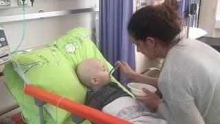 У Глеба РАК крови. Малышу тяжело, ему очень нужна Ваша помощь! Санкин Глеб, 2 года.