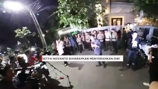 360º Upaya KPK Jemput Paksa Setya Novanto