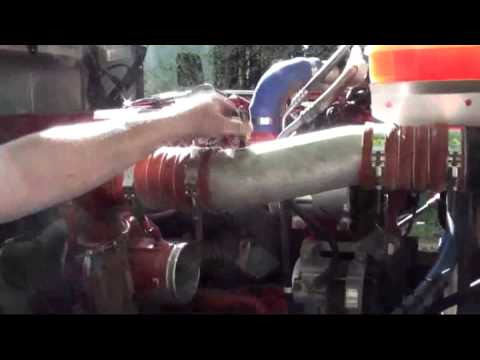 Isx Egr Tuneup 5 6 Youtube