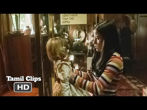 Download Annabelle Comes Home (2019) - Annabelle Take in Scene Tamil [3/10] | MovieClips Tamil