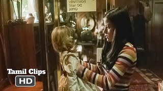 Annabelle Comes Home (2019) - Annabelle Take in Scene Tamil [3/10] | MovieClips Tamil