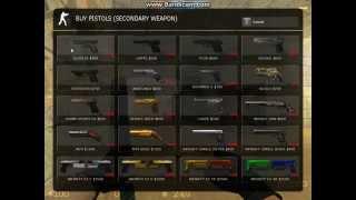 Обзор оружия в counter-strike xtreme v7 #1