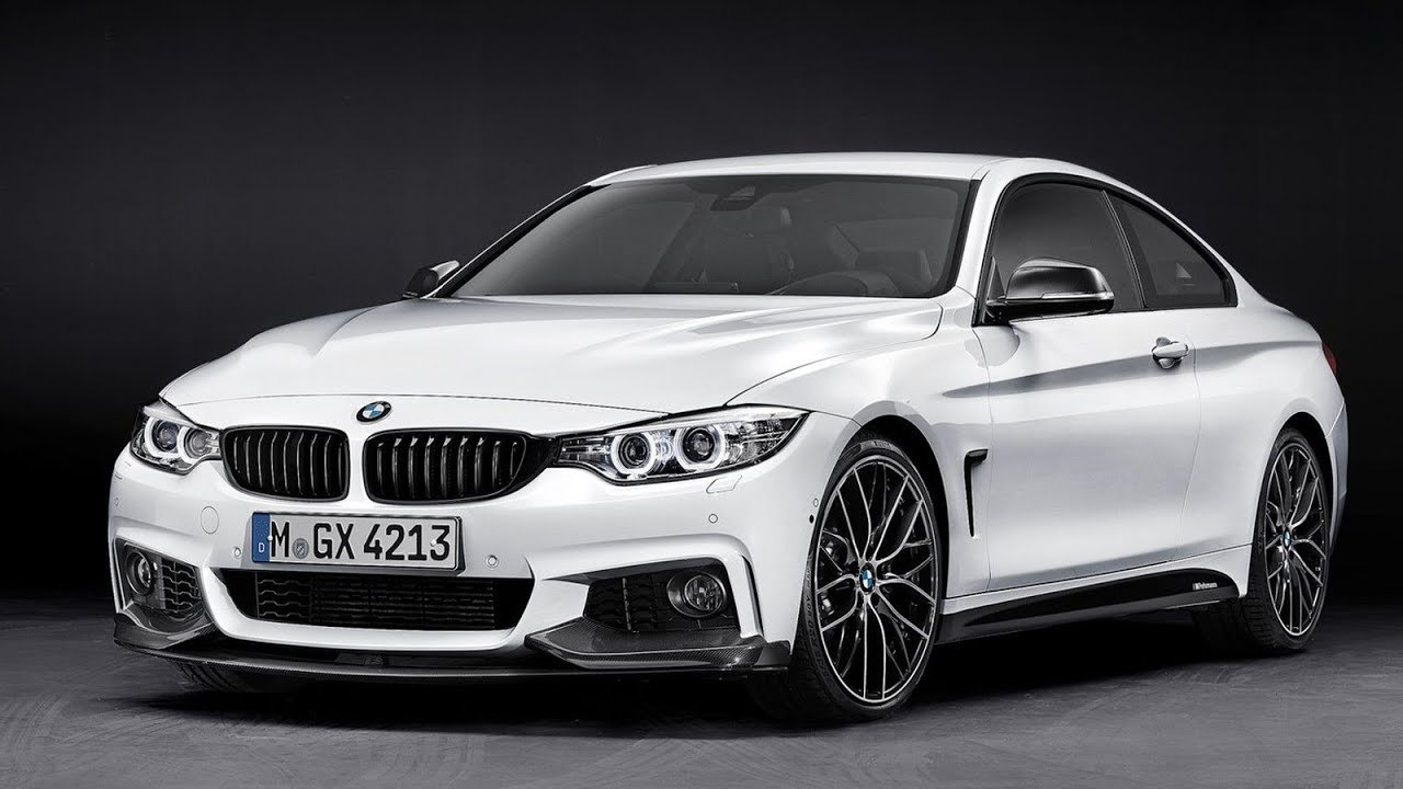 """2014 BMW 4-Series Coupe M Performance Parts On 20"""" 200 Cv"""