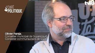 Café Politique n°51 – Olivier Pareja, Conseiller Municipal (EELV) de Guyancourt