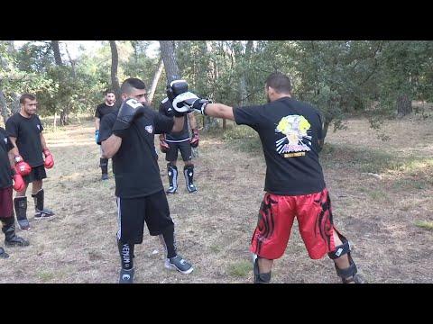 TV RÉALITÉ SUR LA BOXE ( EP1 EZBIRI  Fight -camp)