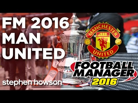 Title Run In! Can We Do A Treble? | Manchester United Takeover | Football Manager 2016 #4