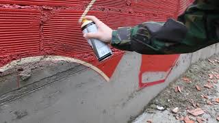 Graffiti - Taoneuno - Arenisca Gore