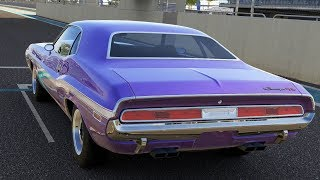 Forza Motorsport 5 - Dodge Challenger R/T 1970 - Test Drive Gameplay (HD) [1080p60FPS]