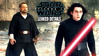 Star Wars Episode 9 Luke! Leaked Details & Potential Spoilers