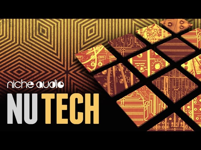 Nu Tech House Sample Pack For Maschine & Ableton - From Niche Audio #1