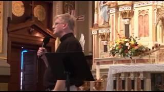 Wiara, miłość, pokora Maryi niszczą dzieła szatana - ks Piotr Glas
