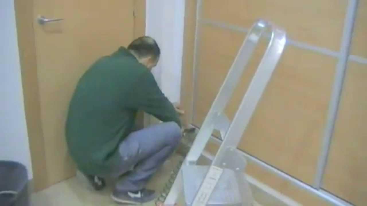 Poner puertas de armario correderas japonesas youtube - Como hacer puertas correderas ...