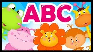 L'Alphabet des Animaux - ABC pour les petits - Chansons et comptines - Titounis