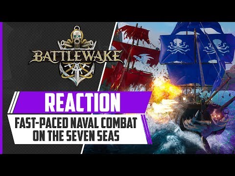 BATTLEWAKE | Fast Paced Naval Combat On The Seven Seas |