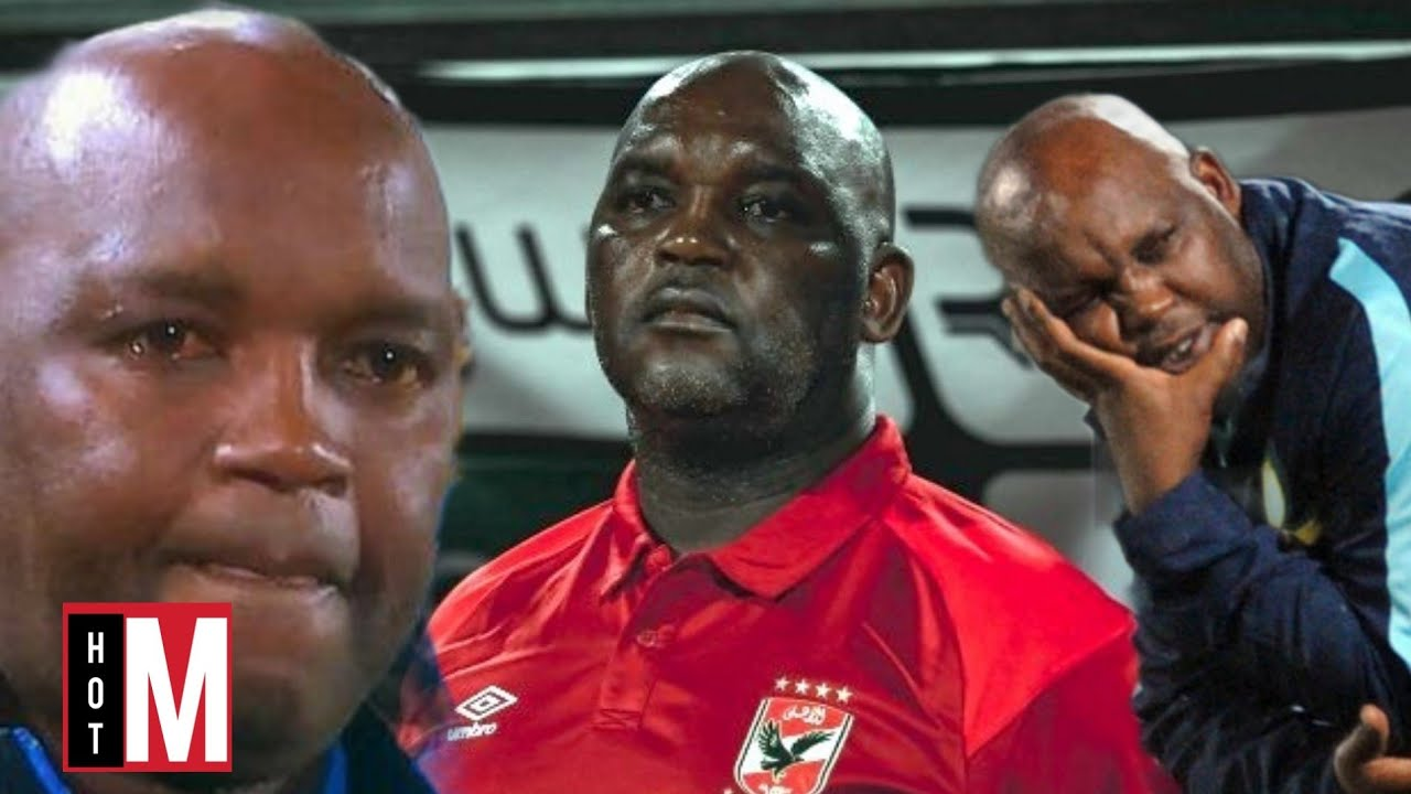 Pitso Mosemane In Trouble For Failing To Speak Arabic