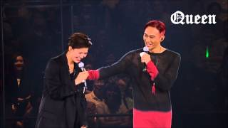 張智霖ChiLam(Julian)Cheung_今生今世+袁詠儀深情說話 ChiLam Crazy Hours Live 2014 thumbnail