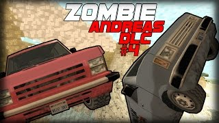 НЕПРОХОДИМЫЙ ТРЕШ!!! (Zombie Andreas Johnsons Story DLC #4)