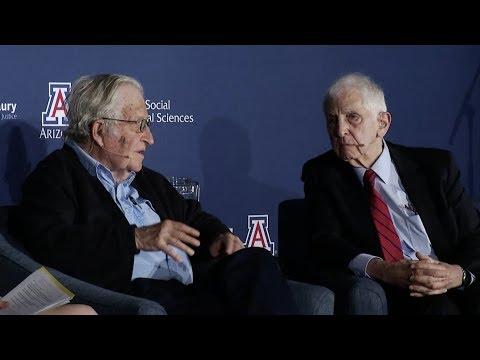 Daniel Ellsberg and Noam Chomsky Discuss Nuclear War