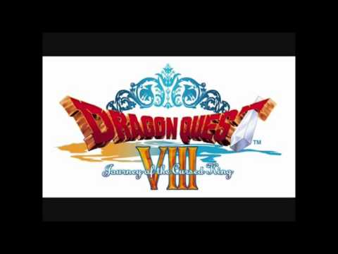 Dragon Quest VIII World Map Adventure Version Extended YouTube