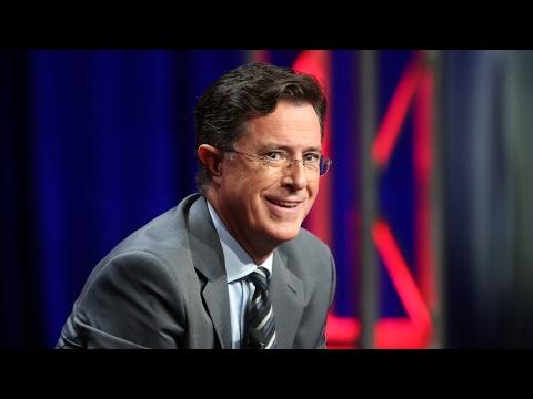 FCC won't discipline Colbert for his Trump joke