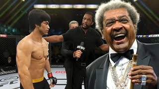 PS5 | Bruce Lee vs. Don King (EA Sports UFC 4)