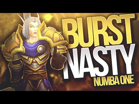 Burstnasty DONT NEED NO NAMEPLATES!