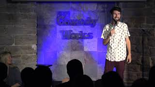 David Rodriguez - Comedy Works New Faces Finals - 10/4/17