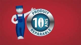 Avec Moulinex, vos produits sont réparables pendant 10 ans