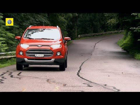 Ford Ecosport 1.0 Titanium - Autotest