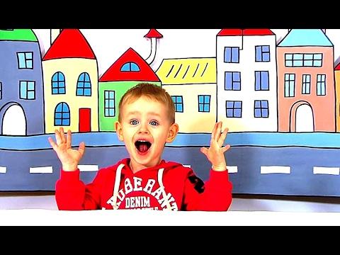 Машинки игрушки для мальчиков Видео про машины для детей Игрушки из мультиков Машины помошники