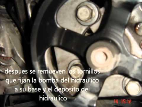 2003 hyundai sonata engine diagram cambio de polea de alternador caliber avenger sebring  cambio de polea de alternador caliber avenger sebring