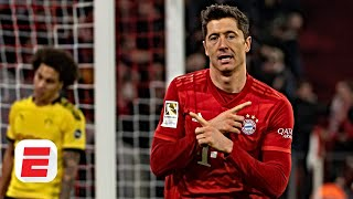 Robert Lewandowski's Bayern Munich form is absolutely ridiculous - Shaka Hislop | Bundesliga