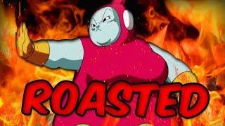 Ribrianne : ROASTED [ Dragon Ball Super Roast ]
