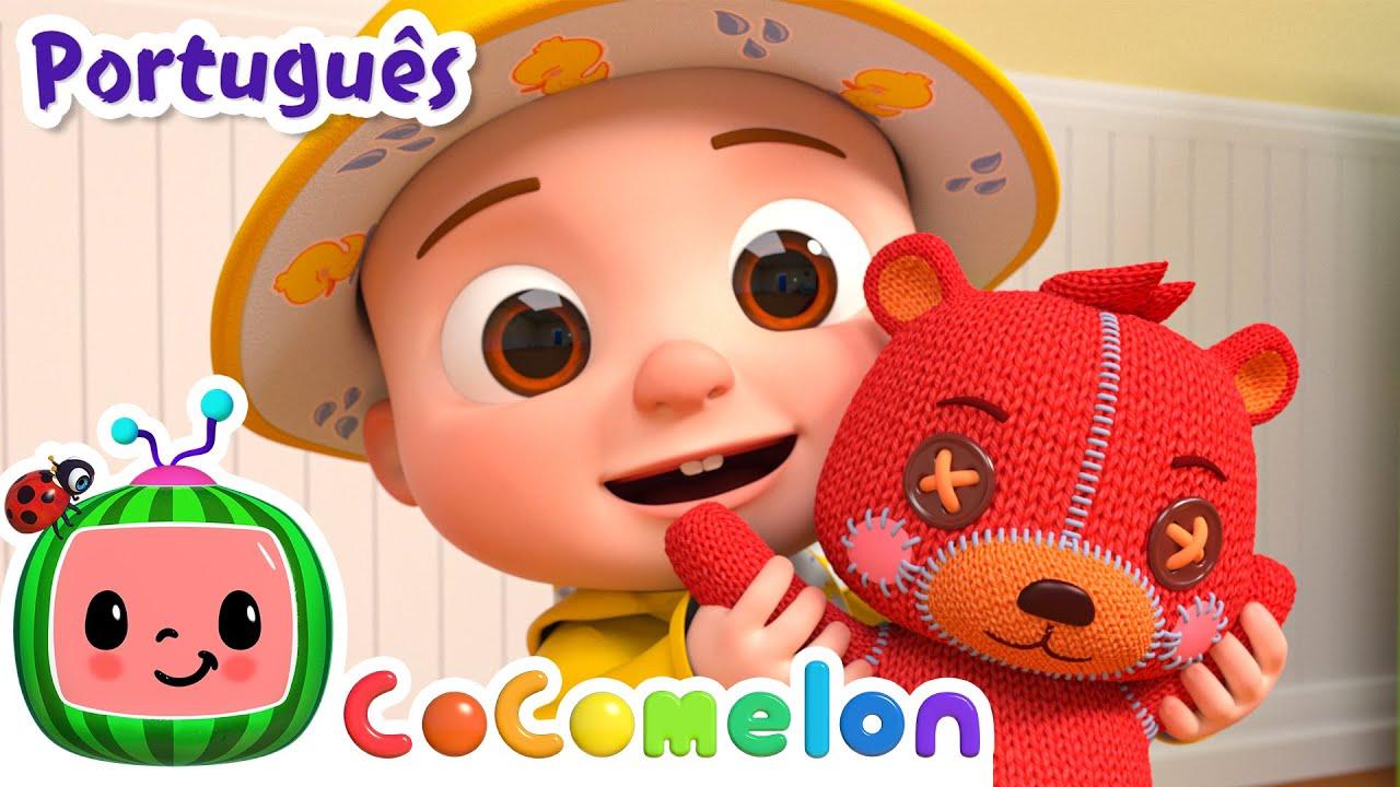 CoComelon em Português   Canção da roupa de chuva   Músicas Infantis   Desenhos Animados
