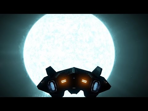 Exploring Rigel and the Witch Head Nebula -  Elite: Dangerous