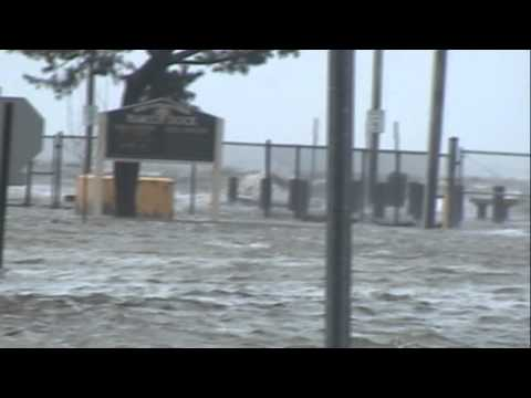 HURRICANE IRENE IN PATCHOGUE, N.Y.